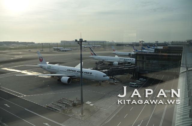 羽田空港 国際線 ラウンジ