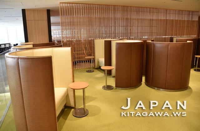 日本航空サクララウンジ