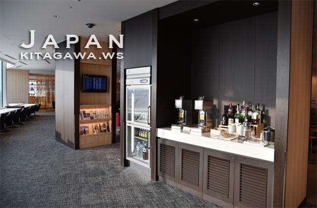 羽田空港国際線 JAL Sakura Lounge サクララウンジ スカイビュー