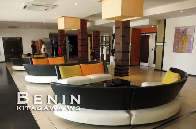 Hotel Novotel Cotonou Orisha, Benin