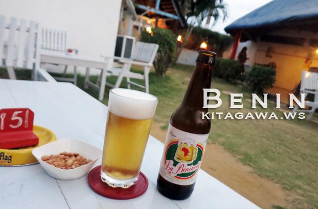 La Béninoise Beer