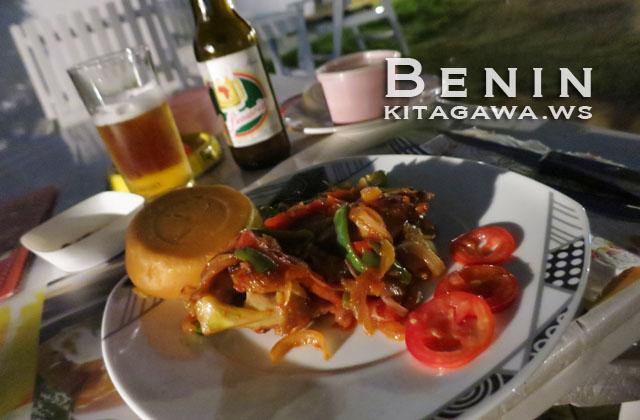西アフリカ ベナン料理