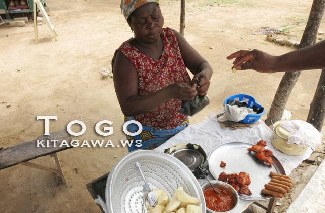 西アフリカ旅行記