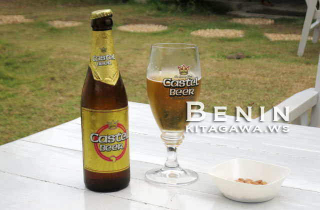 Castel Beer カステルビール