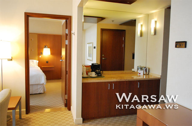 Executive Westin Suite Room