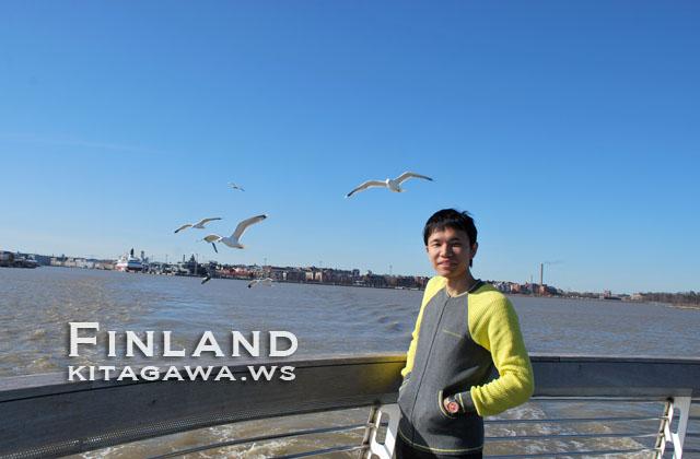 フィンランド旅行記 ヘルシンキ観光
