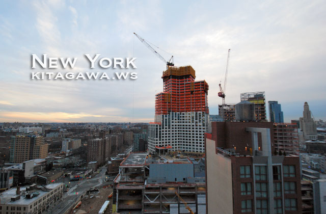 ニューヨーク旅行記 ブルックリン観光