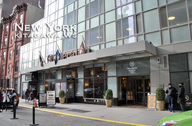 シェラトン ブルックリン ニューヨーク ホテル