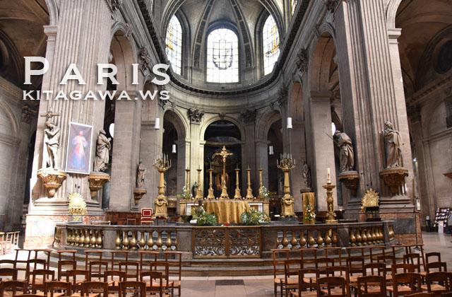 サンシュルピス教会