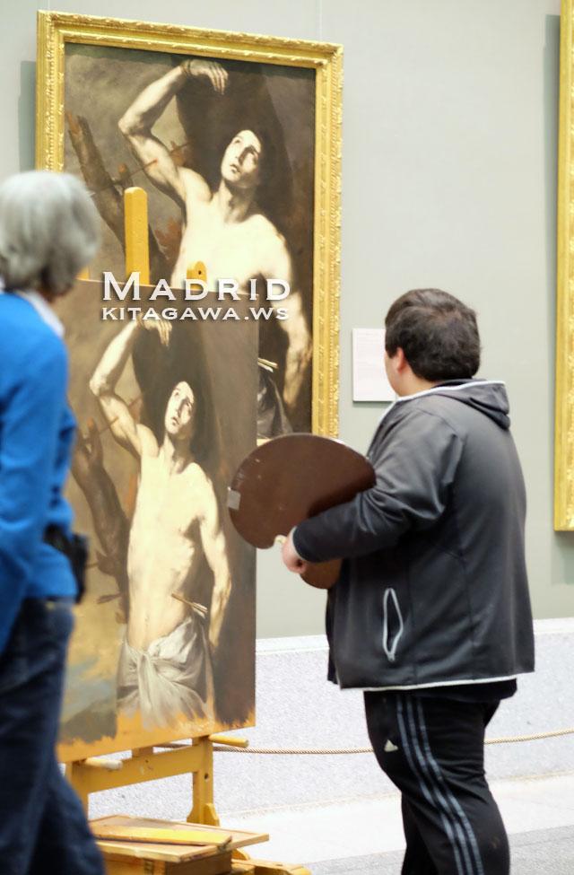 スペイン旅行記 マドリード観光