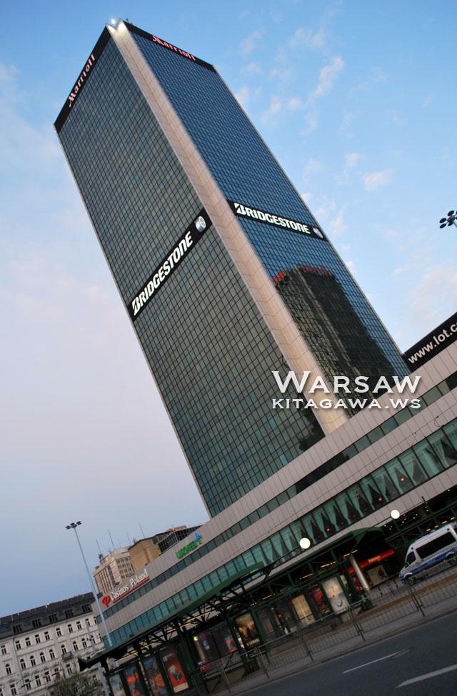 ワルシャワ・マリオット・ホテル