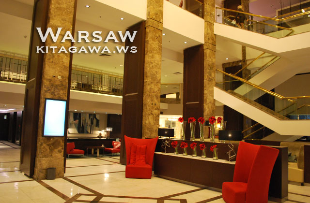 Warsaw Marriott Hotel