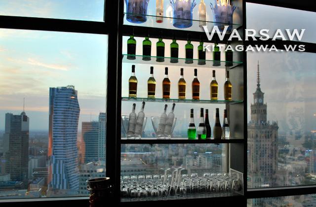 Panorama Bar & Lounge ワルシャワマリオット