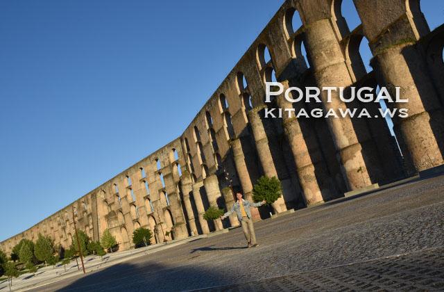 ポルトガル旅行記 エルヴァス観光