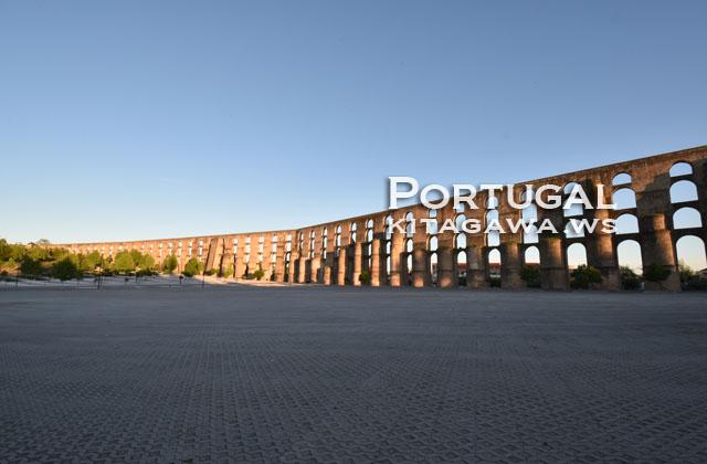 アモレイラの水道橋 ポルトガル エルヴァス