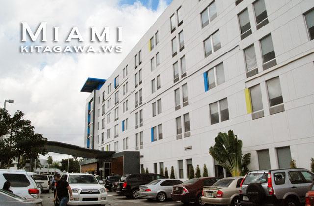 Aloft Miami Doral Hotel