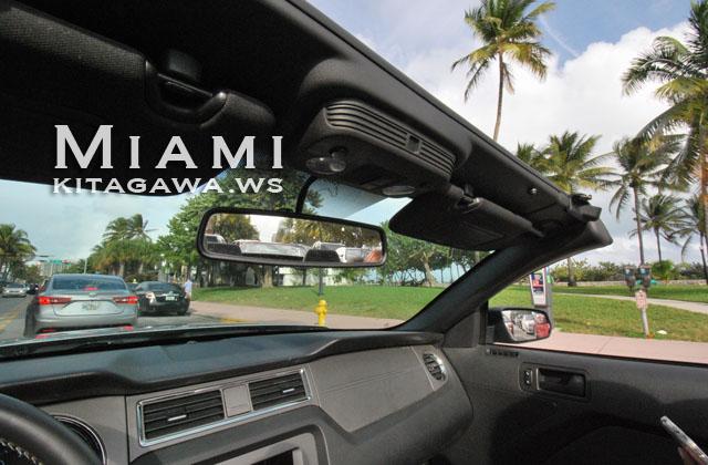 マイアミ ドライブ