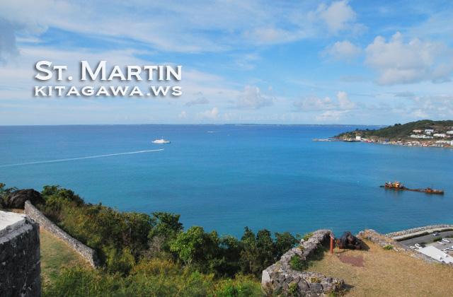 セントマーティン旅行記 マリゴ観光