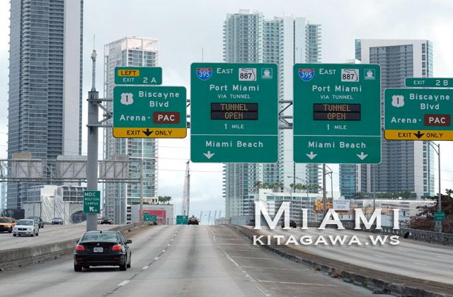アメリカ旅行記 マイアミ観光