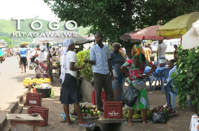 西アフリカ旅行記 トーゴ観光