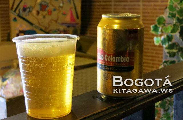 Club Colombia コロンビアのビール