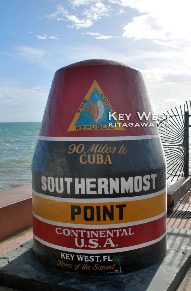 サザンモストポイント Southernmost Point