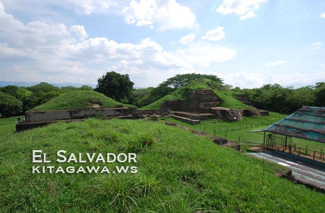 エルサルバドル観光 サンアンドレス遺跡