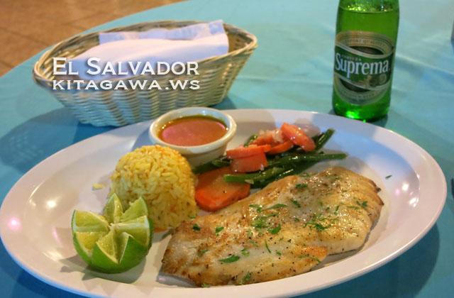 エルサルバドル料理