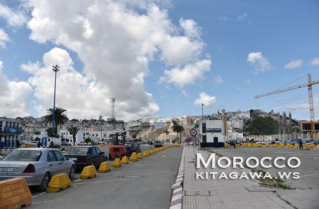 モロッコ タンジェ