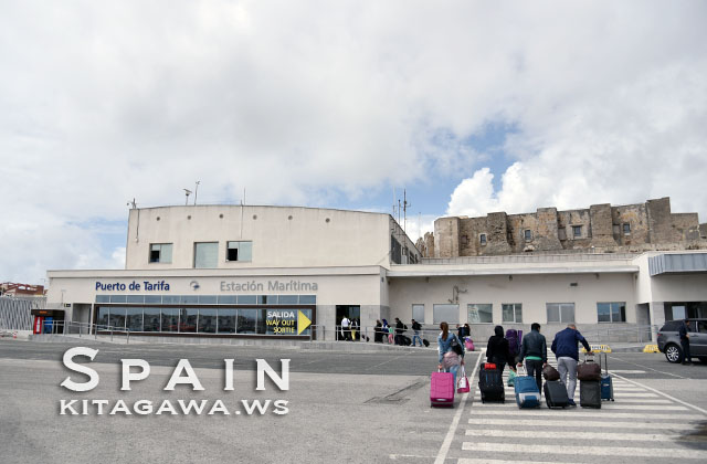 Puerto de Tarifa