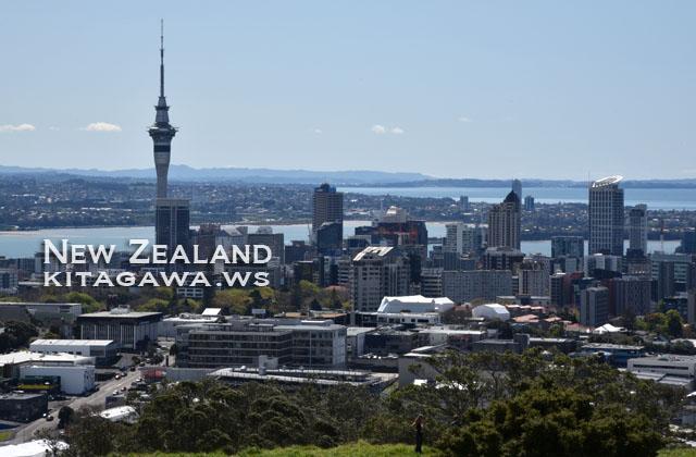 スカイタワー ニュージーランド