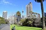 スカイタワー Sky Tower オークランド NZ