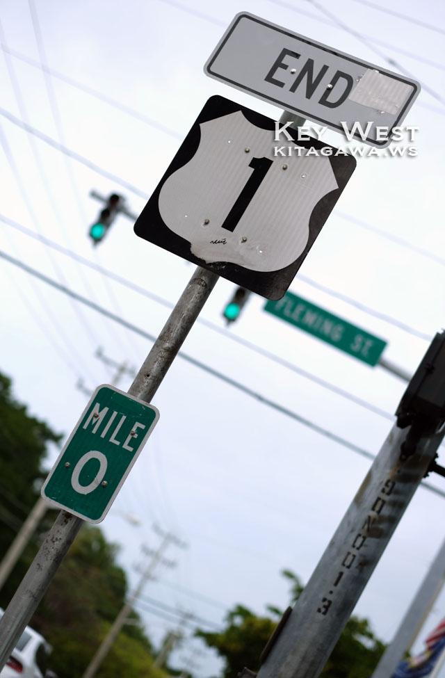 US-1 Mile Marker 0