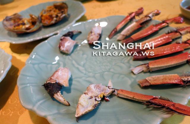成隆行蟹王府 上海蟹
