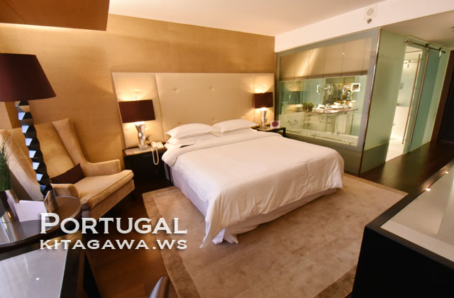 シェラトンリスボアホテル&スパ Sheraton Lisboa Hotel & Spa