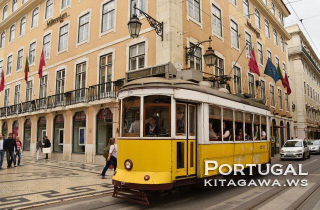 リスボン 市電