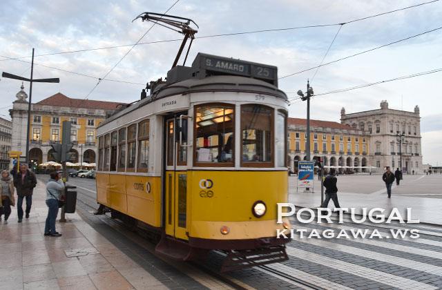ポルトガル トラム