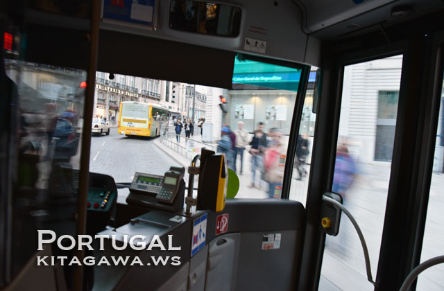 リスボン バス