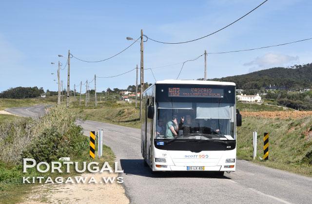 ロカ岬 バス