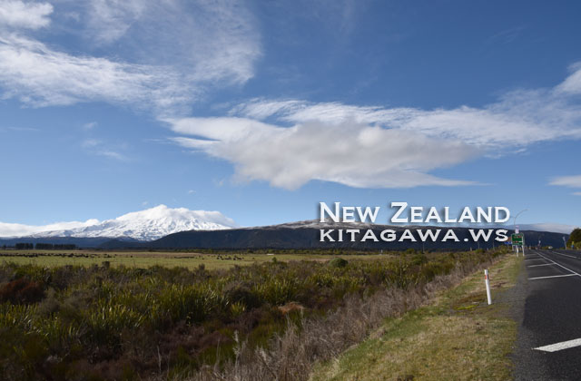 National Park, NZ ナショナルパーク