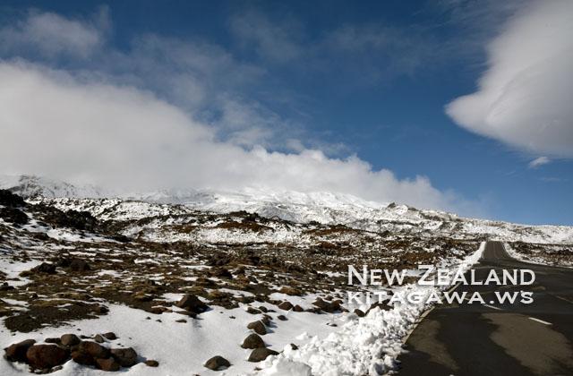 Mt. Ruapehu ルアペフ山