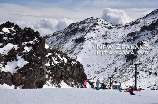 Whakapapa Ski Field, Mt. Ruapehu
