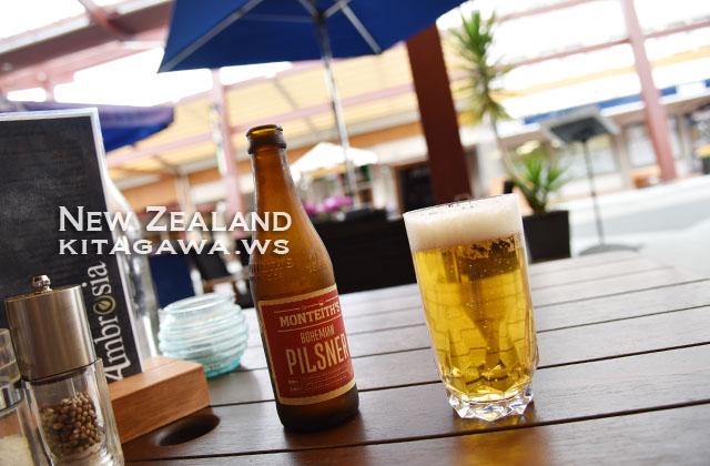Monteith's Pilsner Beer