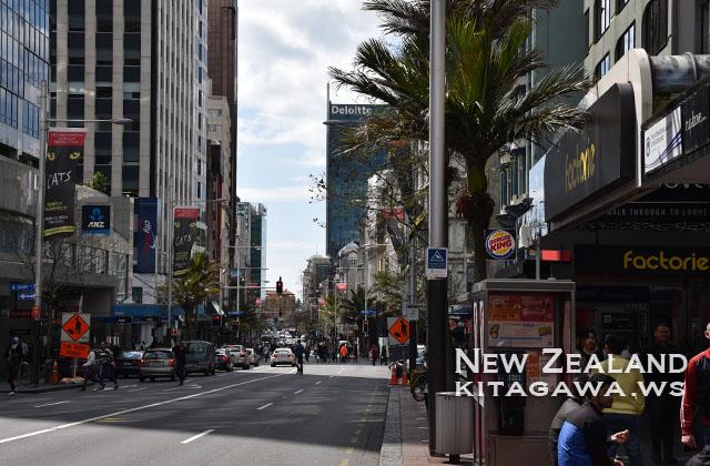 Auckland オークランド