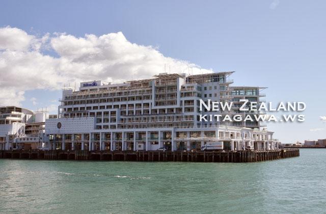 ヒルトンオークランド Hilton Auckland
