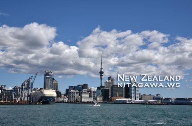 ニュージーランド旅行記 オークランド観光