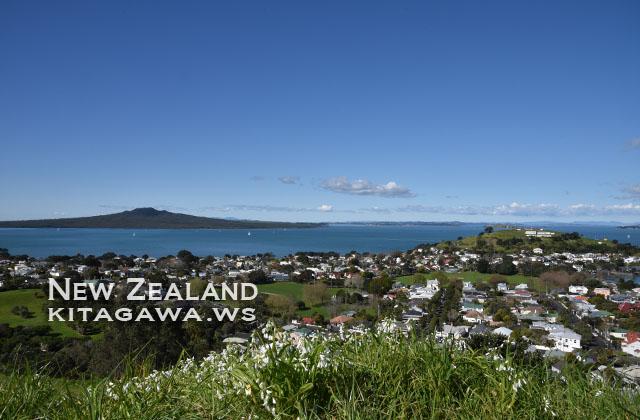 Mount Victoria, Devonport, Auckland, New Zealand