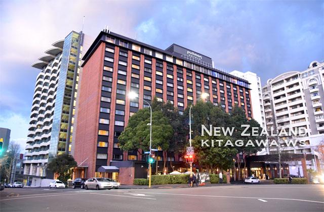 プルマン オークランド ホテル Pullman Auckland Hotel