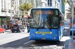 オークランド空港バス Airbus Express