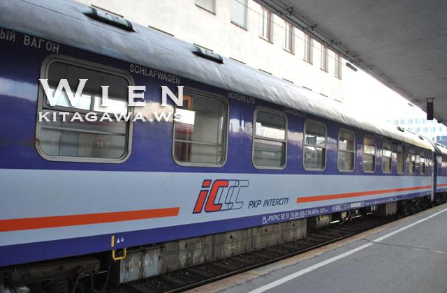 ウィーン ワルシャワ 鉄道